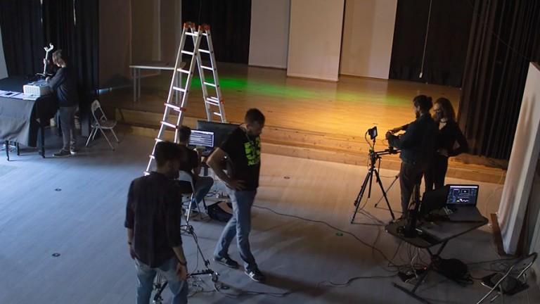 allestimento-set-time-lapse